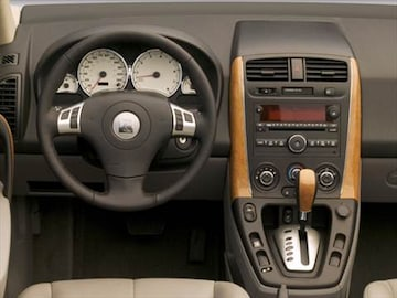 2007 Saturn Vue Interior