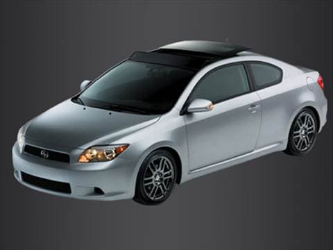 2007 Scion Tc Pricing Ratings Reviews Kelley Blue Book