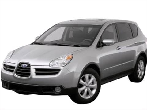 2007 Subaru B9 Tribeca Pricing Ratings Amp Reviews Kelley Blue Book