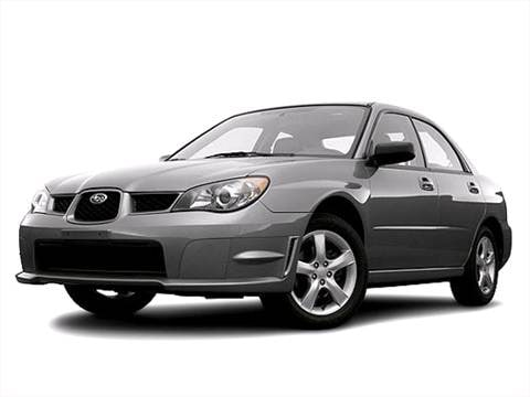 2007 Subaru Impreza Pricing Ratings Amp Reviews Kelley Blue Book