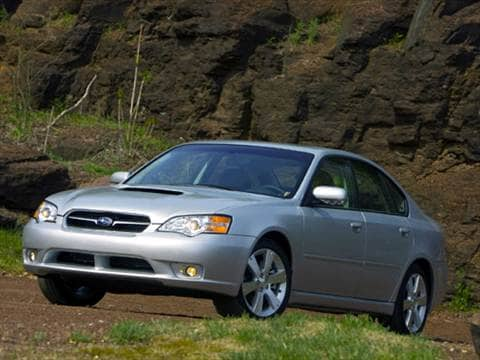 2007 subaru legacy pricing ratings reviews kelley. Black Bedroom Furniture Sets. Home Design Ideas