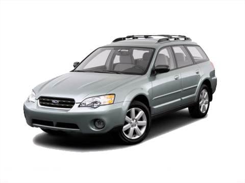 2007 Subaru Outback Pricing Ratings Amp Reviews Kelley Blue Book