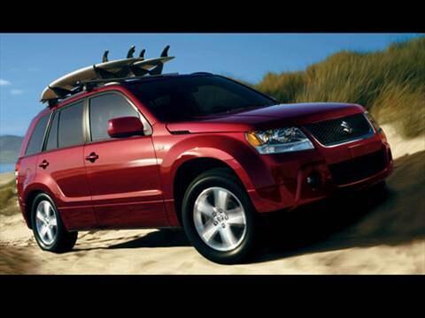 2007 Suzuki Grand Vitara Pricing Ratings Reviews Kelley Blue Book