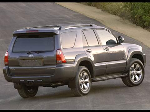 2007 Toyota 4Runner SR5 Sport Utility 4D  photo