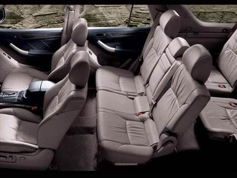 2007 Toyota 4runner Interior ...
