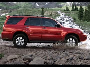 Toyota Runner Kelley Blue Book - 2007 4runner