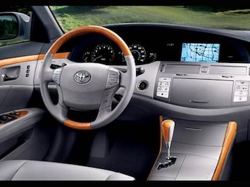 2007 toyota avalon pricing ratings reviews kelley blue book