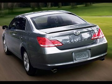 Reset Maintenance Light Toyota Camry >> 2007 Toyota Avalon | Pricing, Ratings & Reviews | Kelley ...
