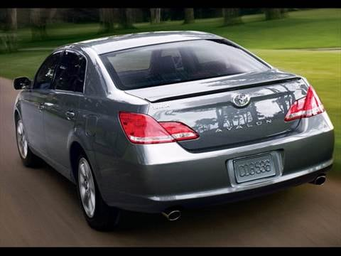 2007 Toyota Avalon Pricing Ratings Amp Reviews Kelley