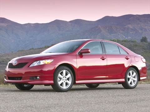 2007 Toyota Camry LE Sedan 4D  photo