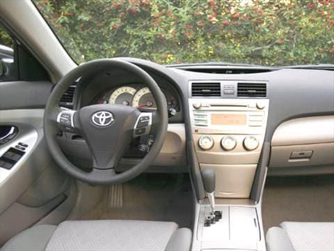 Camry 2007 interior