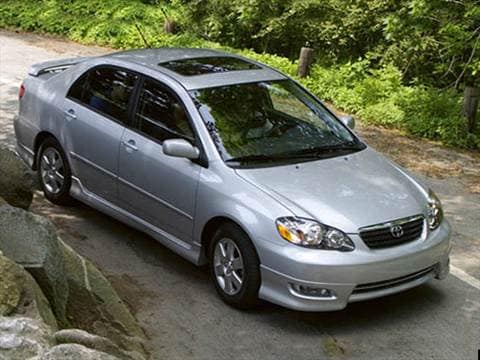 2003 Toyota Corolla Horsepower >> 2007 Toyota Corolla | Pricing, Ratings & Reviews | Kelley Blue Book