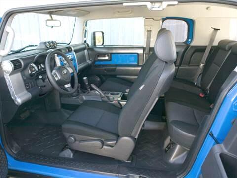 2007 Toyota Fj Cruiser Interior ...