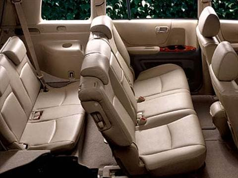 ... 2007 Toyota Highlander Interior
