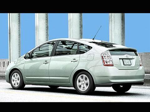 ... 2007 Toyota Prius Exterior ...
