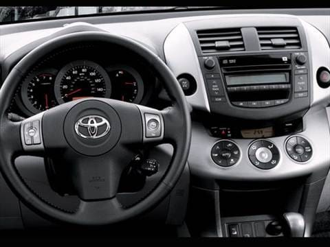 Black Book Used Car Values >> 2007 Toyota RAV4 Sport Utility 4D Pictures and Videos - Kelley Blue Book