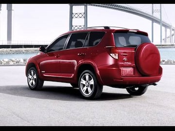 2007 toyota rav4 pricing ratings reviews kelley. Black Bedroom Furniture Sets. Home Design Ideas