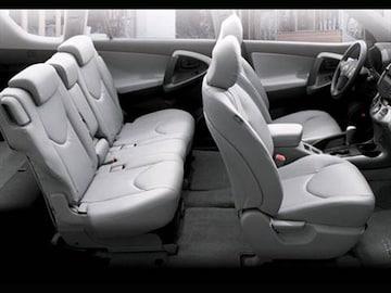 2007 Toyota Rav4 Exterior Interior