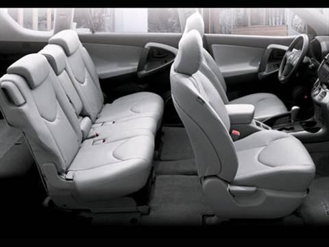 2007 Toyota Rav4 Interior ...