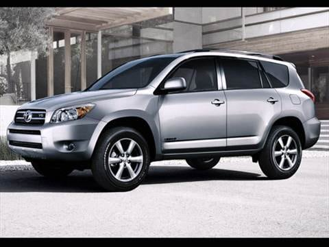 Captivating ... 2007 Toyota Rav4 Exterior ...