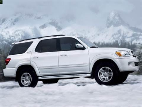 2007 Toyota Sequoia Pricing Ratings Amp Reviews Kelley