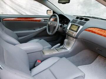 2007 Toyota Solara Interior