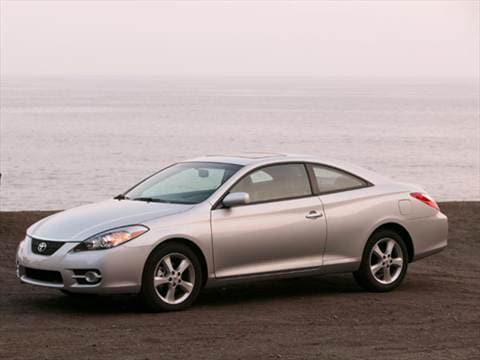 2007 Toyota Solara Pricing Ratings Reviews Kelley Blue Book