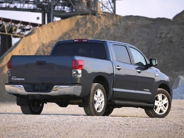 2007 toyota tundra crewmax pricing ratings reviews kelley blue book. Black Bedroom Furniture Sets. Home Design Ideas