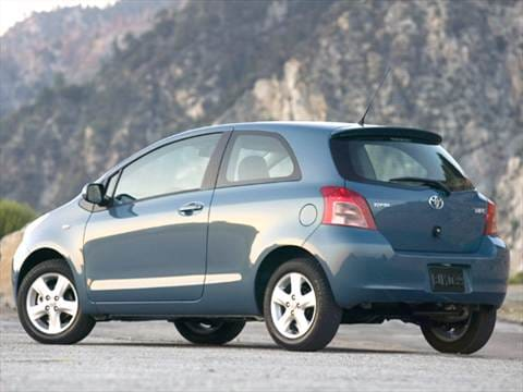 Exceptional ... 2007 Toyota Yaris Exterior ...