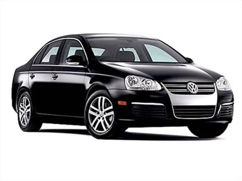 2007 Volkswagen Jetta Sedan 4D  photo