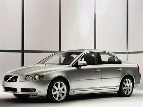 2006 volvo s80 mpg