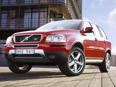 2007 volvo xc90 pricing ratings reviews kelley blue. Black Bedroom Furniture Sets. Home Design Ideas