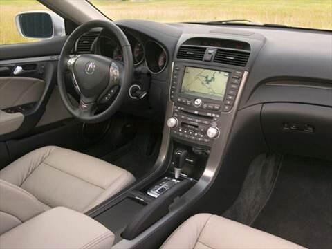 2008 Acura Tl Exterior 2008 Acura Tl Interior