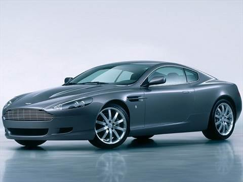 Aston Martin DB Pricing Ratings Reviews Kelley Blue Book - 2018 aston martin db9 coupe