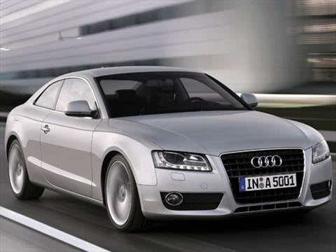 2008 Audi A5 Pricing Ratings Reviews Kelley Blue Book