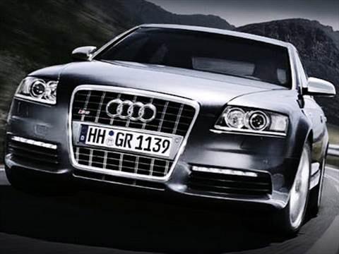 2008 Audi S6 Pricing Ratings Reviews Kelley Blue Book