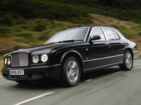 2008 bentley arnage Exterior