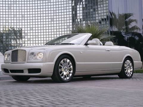 Cars - 2008 Bentley Azure Convertible 6.75L V8