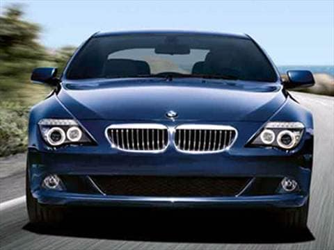 2008 BMW 6 Series 650i Coupe 2D  photo