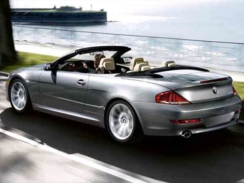 2008 BMW 6 Series 650i Convertible 2D  photo