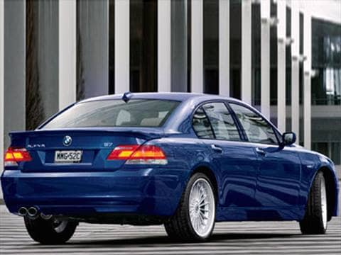 BMW Alpina B Pricing Ratings Reviews Kelley Blue Book - Bmw 750i alpina