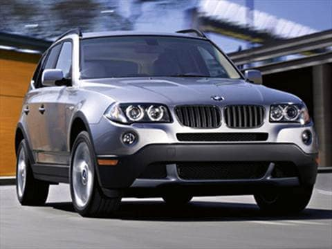 Bmw X3 2018 Pricing >> 2008 BMW X3 | Pricing, Ratings & Reviews | Kelley Blue Book