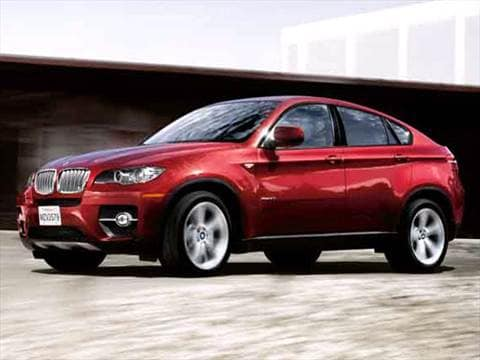 2008 BMW X6 xDrive50i Sport Utility 4D  photo