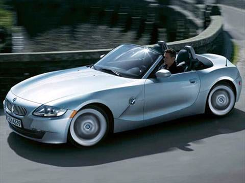 2008 Bmw Z4 Pricing Ratings Amp Reviews Kelley Blue Book