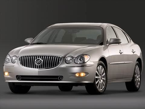 2008 Buick LaCrosse CX Sedan 4D  photo