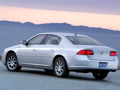 2006 Buick Lucerne >> 2008 Buick Lucerne | Pricing, Ratings & Reviews | Kelley Blue Book