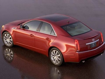 2008 Cadillac CTS | Pricing, Ratings & Reviews | Kelley Blue Book
