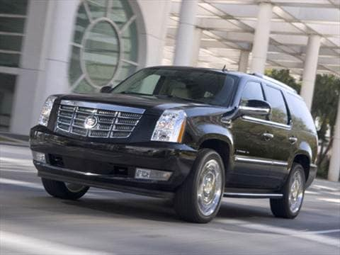 2008 Cadillac Escalade ESV Sport Utility 4D  photo