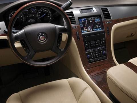 2008 Cadillac Escalade Exterior 2008 Cadillac Escalade Interior
