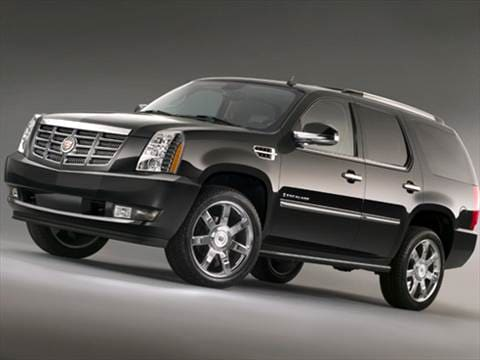 2008 Cadillac Escalade 14 Mpg Combined